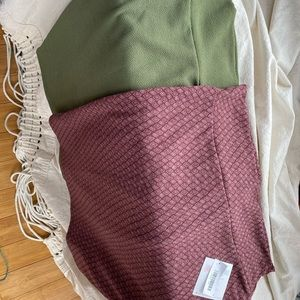 NWT Bundle of Two 2XL Cassie Pencil Skirts